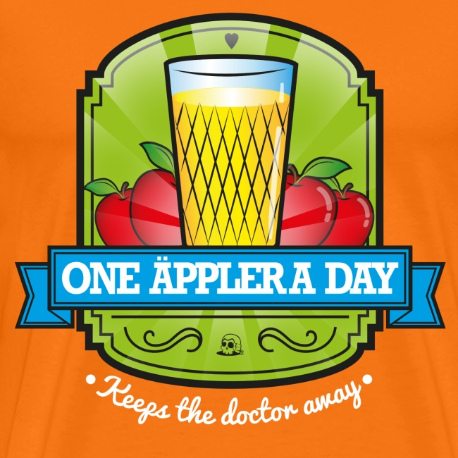 One Äppler a day