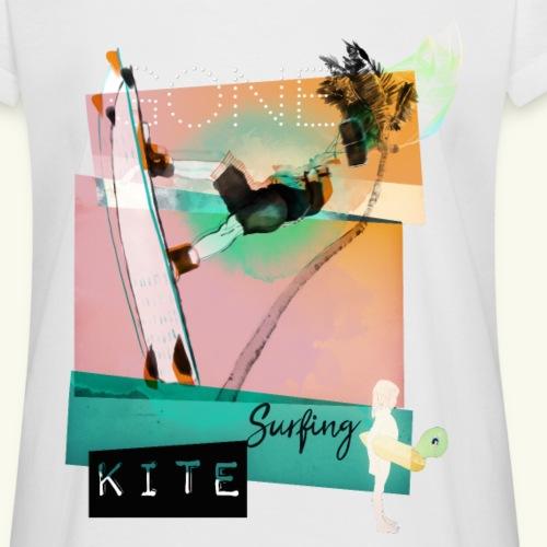 Gone Kitesurfing