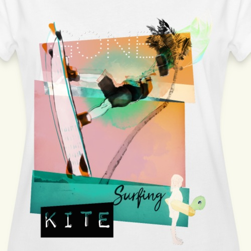 Gone Kitesurfing