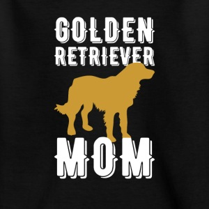 Golden Retriever Mama Shirts - Teenage T-shirt