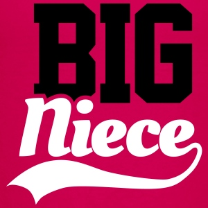 Big Niece T-Shirts - Teenager Premium T-Shirt