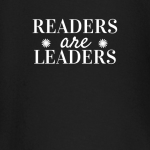 Readers are Leaders baby shirts met lange mouwen - T-shirt