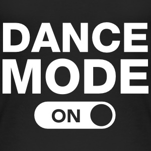 Dance Mode (On) Tops - Frauen Bio Tank Top