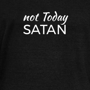 not today Satan Sweat-shirts - Pull Femme col bateau de Bella
