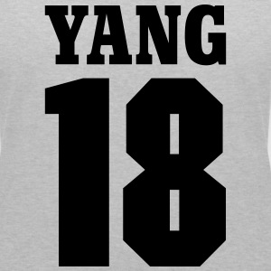Yang 18 T-Shirts - Women's V-Neck T-Shirt