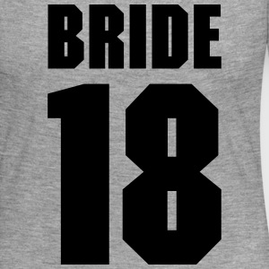 Bride 18 Long Sleeve Shirts - Women's Premium Longsleeve Shirt