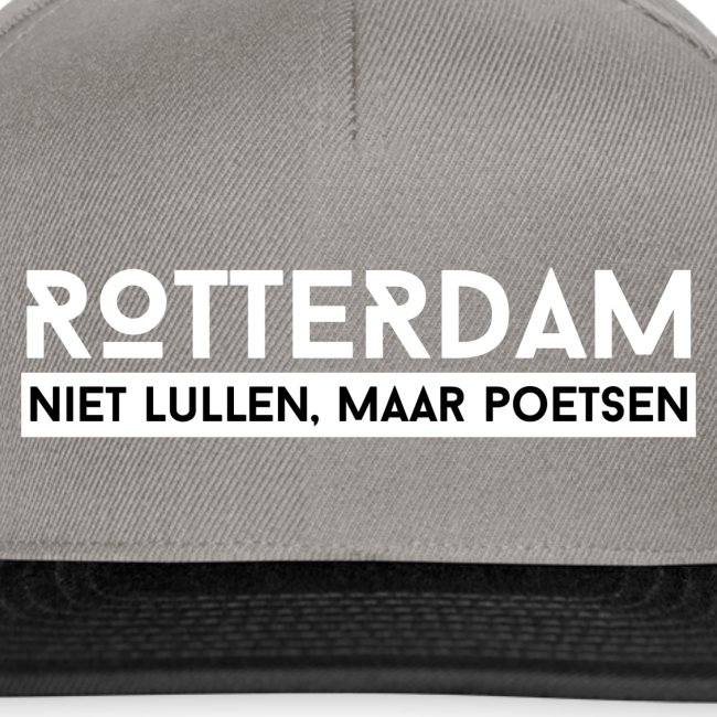 Rotterdam - Niet Lullen Maar Poetsen