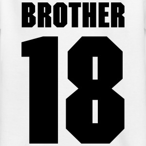 Brother 18 Shirts - Kinderen T-shirt