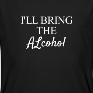 Ill bring the Alcohol T-Shirts - Männer Bio-T-Shirt