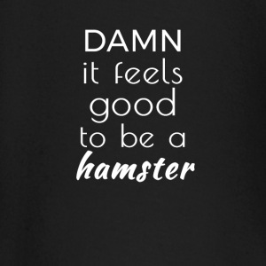 Damn it feels good to be a hamster Langermede T-skjorter for babyer - Langarmet baby-T-skjorte