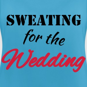 Sweating for the wedding Abbigliamento sportivo - Top da donna traspirante