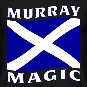 Black Murray Magic  Men's T-Shirts - Men's T-Shirt