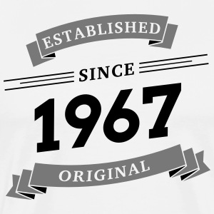 Established since 1967 - Men's Premium T-Shirt
