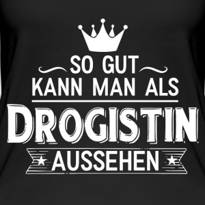 Drogistin Tops - Frauen Bio Tank Top