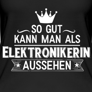 Elektronikerin Tops - Frauen Bio Tank Top
