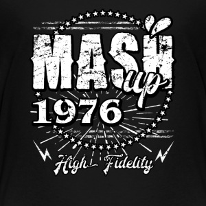 Cool Design MASHUP 1976 Street Fashion Streetware T-Shirts - Teenager Premium T-Shirt