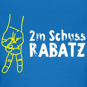 VolleyballFREAK 2m Schuss rabatz MP T-Shirts - Frauen T-Shirt