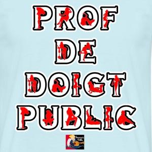 PROF DE DOIGT PUBLIC - JEUX DE MOTS