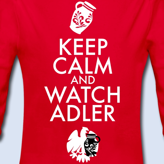 FRANKFURT DESIGN ADLER FANS - KEEP CALM