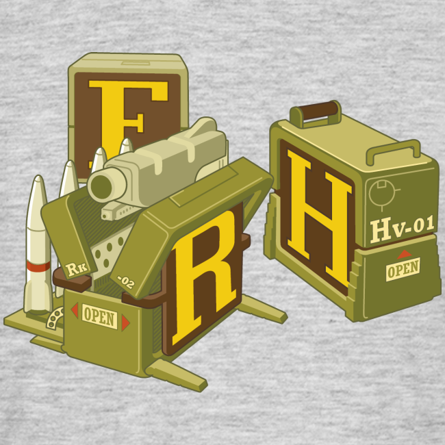 F-H-R-Container