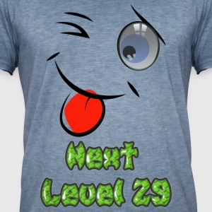 Next Level - Männer Vintage T-Shirt
