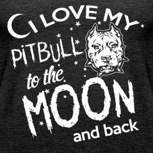 I Love my Pitbull - Frauen Premium Tank Top