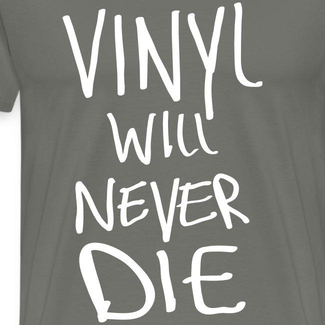 Vinyl will never die