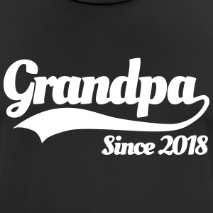 Grandpa since 2018 Tee shirts - T-shirt respirant Homme