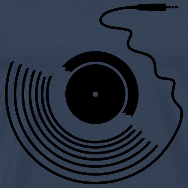 Vinyl Audio Jack