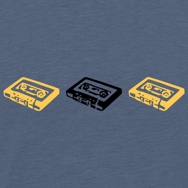 Three Tapes