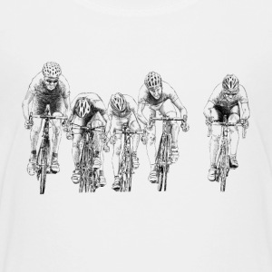 Cycling Shirts - Teenage Premium T-Shirt