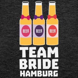 Team Bride Hamburg JGA Junggesellinnen S Tops - Frauen Premium Tank Top