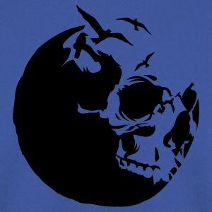Army killing moon skull mond Jumpers - Men's Sweatshirt