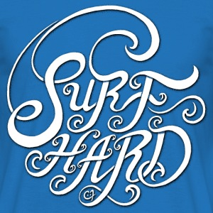 Surf Hard V2 T-Shirts - Men's T-Shirt