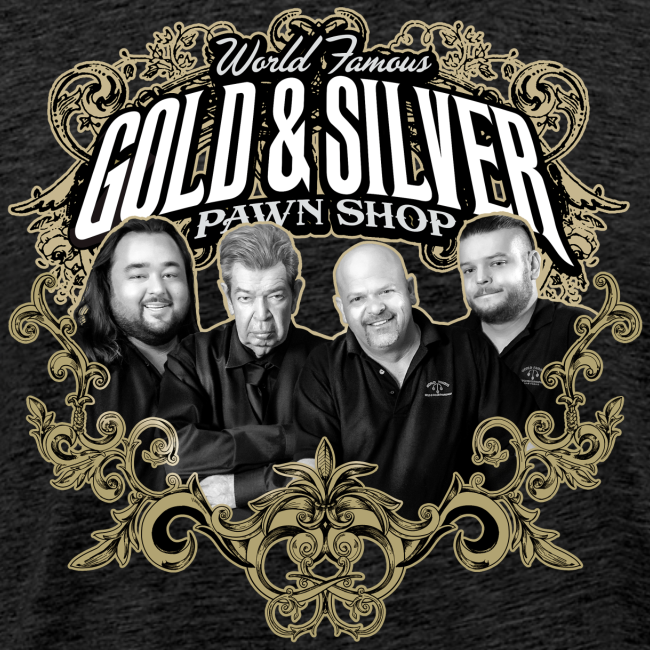 World Famous Gold & Silver Pawn Shop Stars