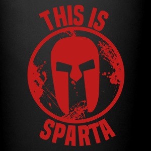 this is sparta Mugs & Drinkware - Full Colour Mug