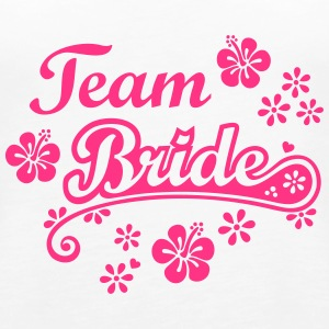 hens night Team Bride to be  bachelorette party  Tops - Women's Premium Tank Top