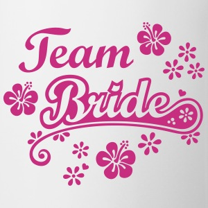 hens night Team Bride to be  bachelorette party  Mugs & Drinkware - Mug