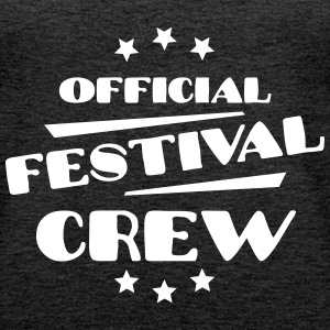 Official Festival Crew Tops - Frauen Premium Tank Top