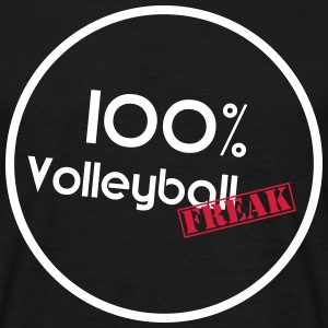 VolleyballFREAK 100% Freak Kreis MP T-Shirts - Männer T-Shirt