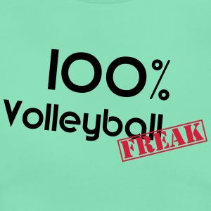 VolleyballFREAK 100% Freak MP T-Shirts - Frauen T-Shirt