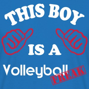 VolleyballFREAK This boy is a VF MP T-Shirts - Männer T-Shirt