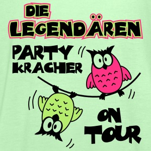 Legendäre Partykracher on Tour - JGA Festival Tops - Frauen Tank Top von Bella