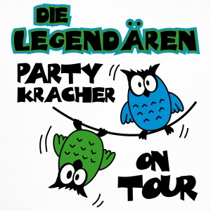 Legendäre Partykracher on Tour - JGA Festival Caps & Mützen - Trucker Cap