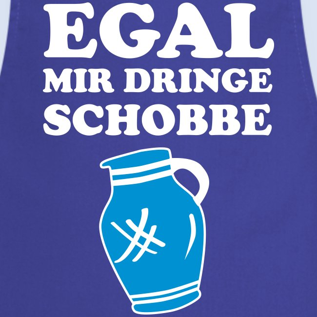 #FRANKFURT DESIGN - EGAL MIR DRINGE SCHOBBE #BBQ