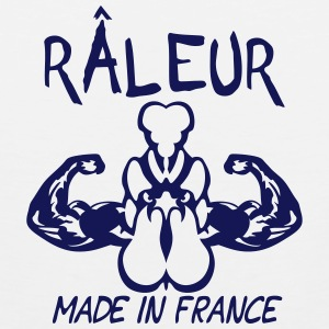 raleur citation made in france coq emble Vêtements de sport - Débardeur Premium Homme
