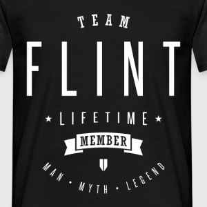 Flint Lifetime Member - Men's T-Shirt