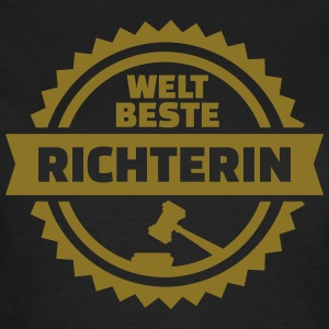 Richterin T-Shirts - Frauen T-Shirt
