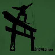 Design ~ Snowboard Japan Hoody