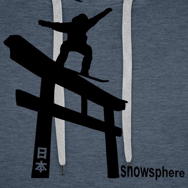 Snowboard Japan Hoody